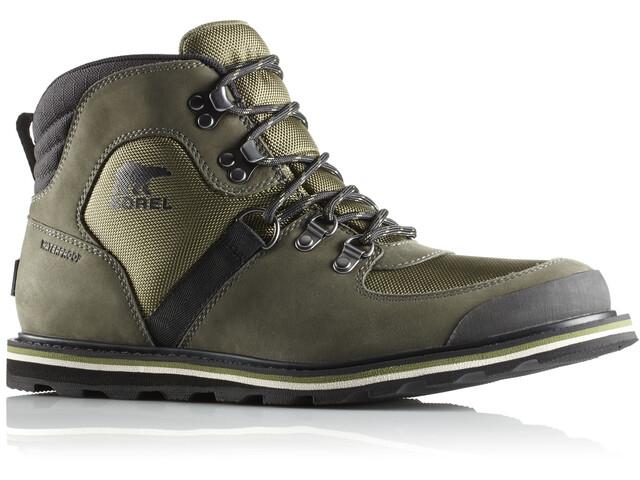 differently 535a0 c269c Sorel Madson Sport Hiker Scarpe Uomo, hiker green/alpine tundra
